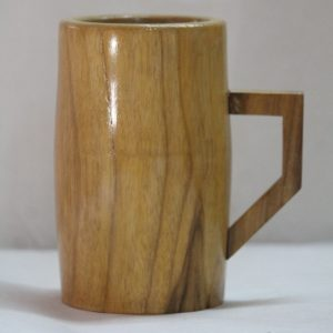 Buy Wooden Beer Mug Online in India