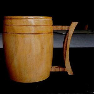 Classy Wooden Beer Mug