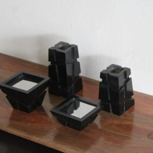 Buy Wooden Candle Stand in india