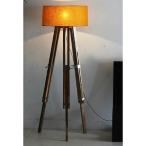 Wooden Floor Lamp 1