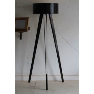 Wooden Floor Lamp With LED