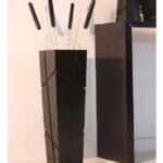 Wooden Floor Vase (Set of -2) By Fashion Rap