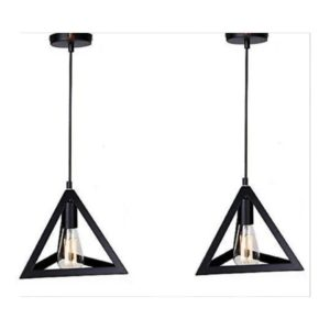 Triangular Pendant Lamp