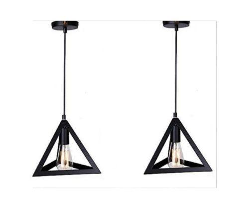 Triangular Pendat Lamp