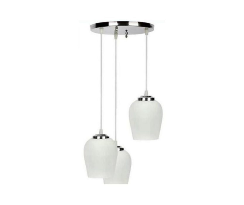 Triple Hanging Pendant Lamp
